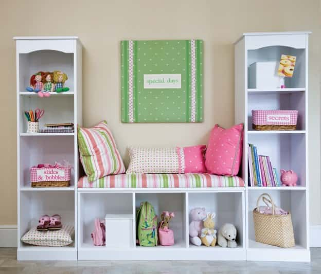 Adorable Reading Corner Ideas for Kids
