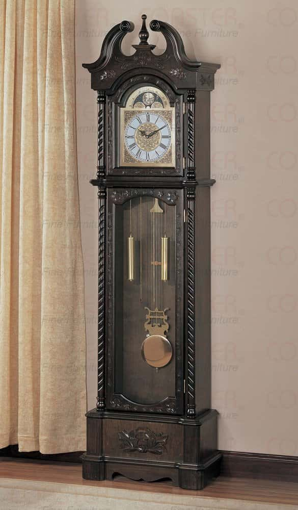 granfather clock stylish