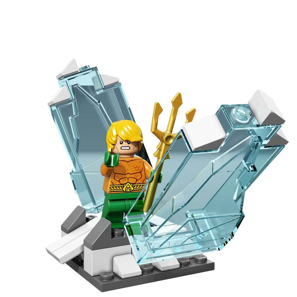 Arctic Batman vs Mr Freeze LEGO