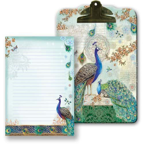 Beautiful Peacock Stationary
