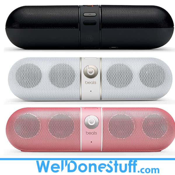 Beats Pill Portable Speakers