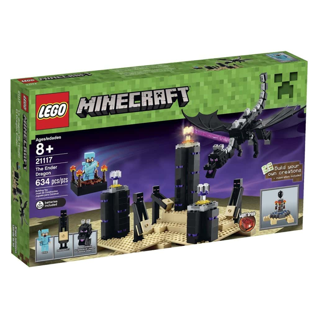 LEGO cool dragon set