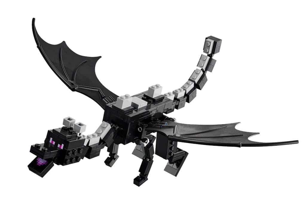 Minecraft LEGO Ender Dragon