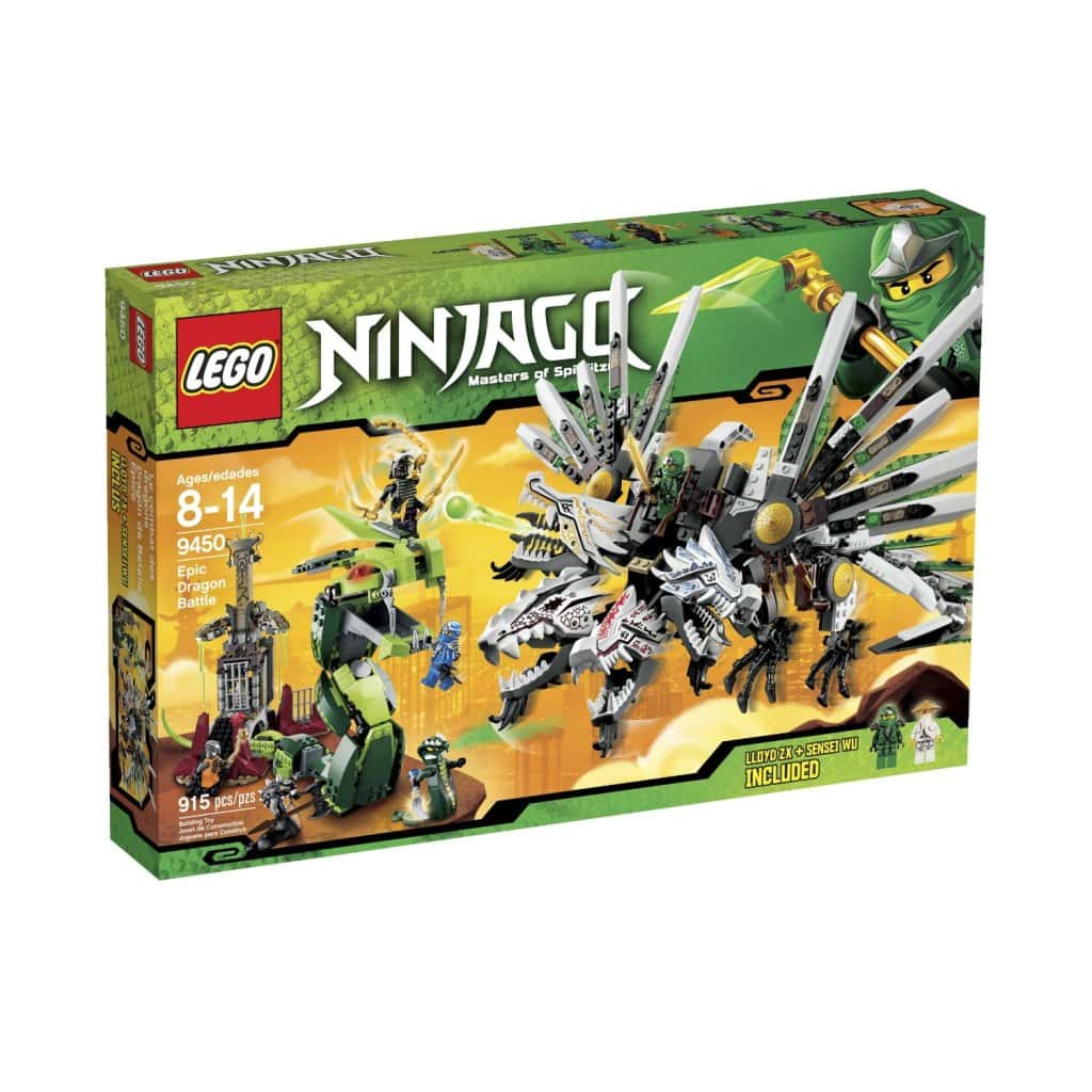 lego dragon box