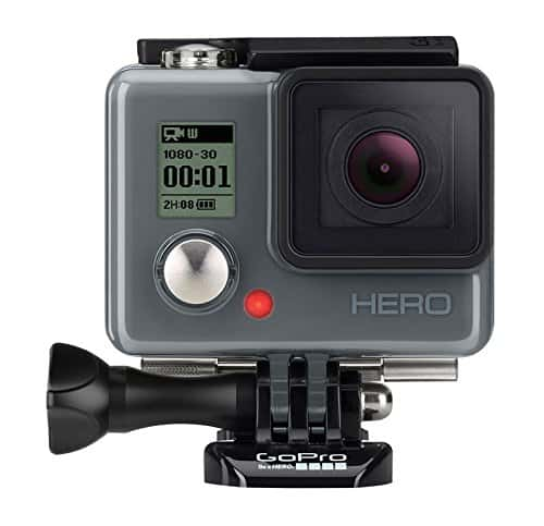 gopro hero camera no wifi