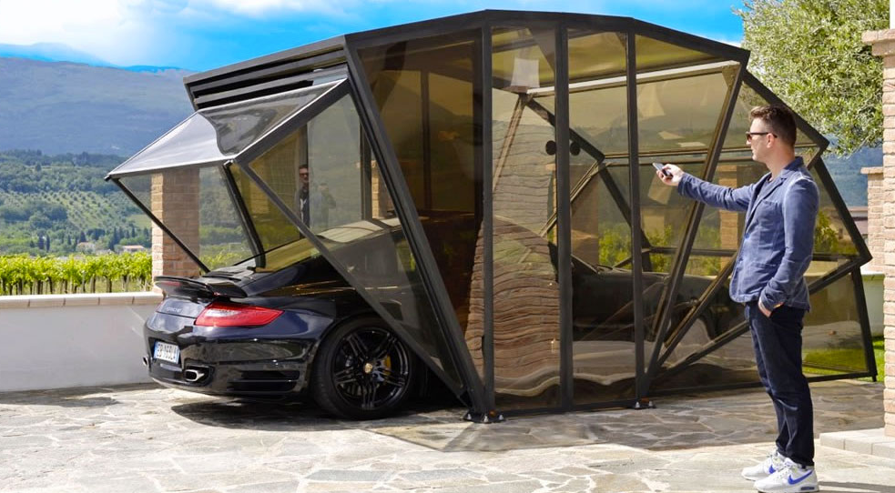 The Retractable Garage