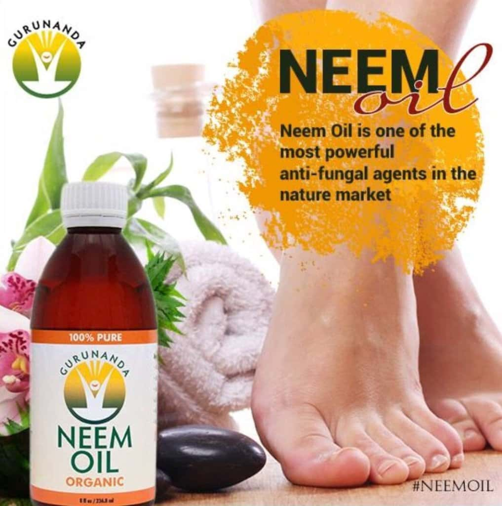 neem oil anti fungal