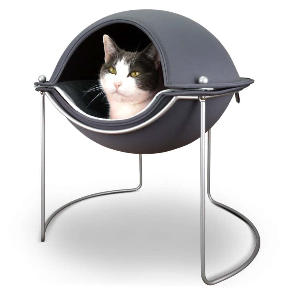 cat pod bed house