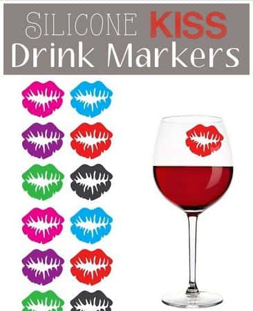 silicone drink markers