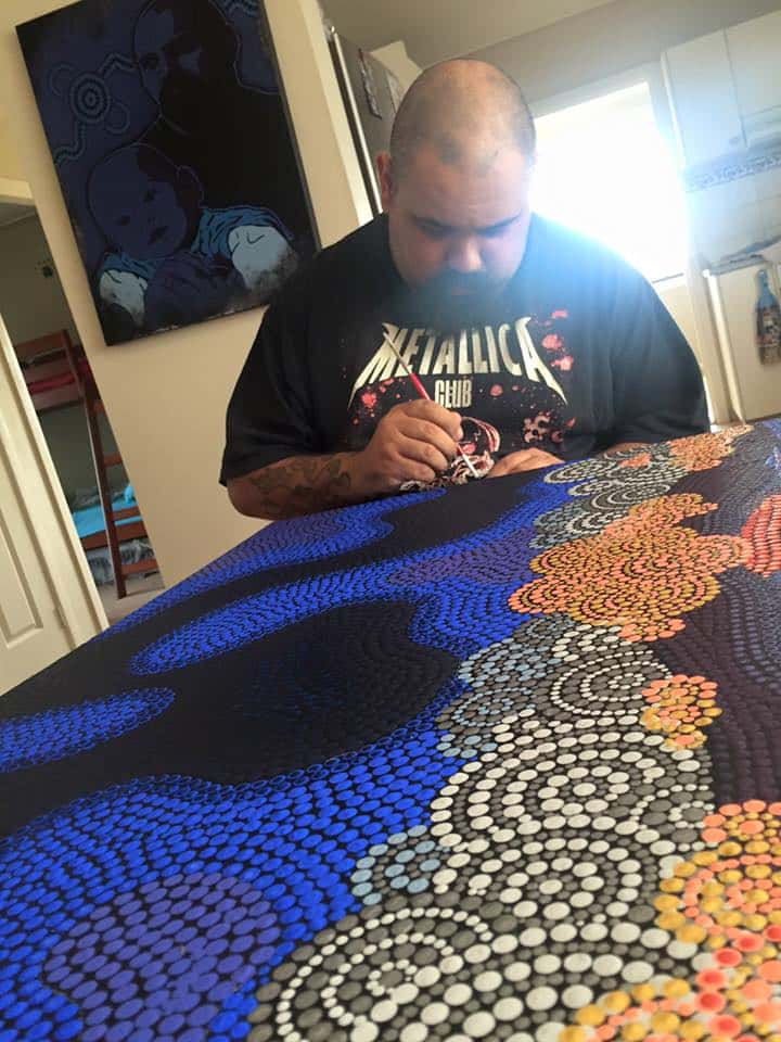 Dream On Aboriginal Arts