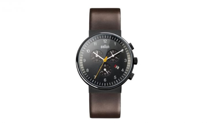 Beat watches braun