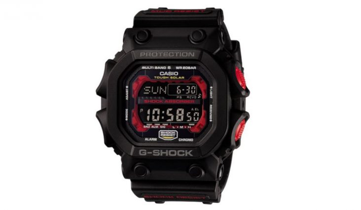 best watch casio