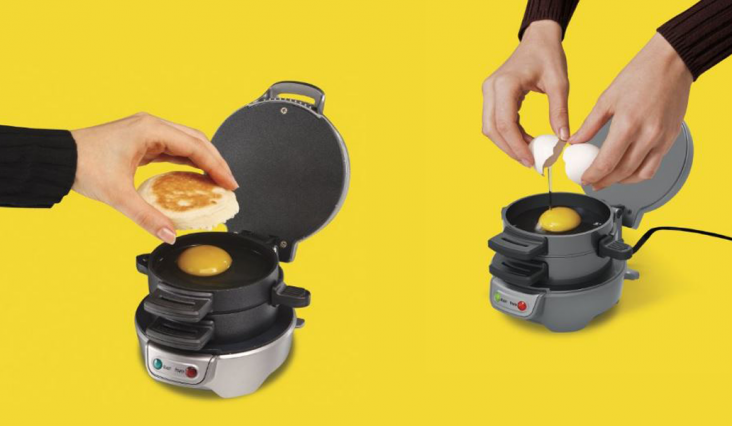 cool breakfast maker