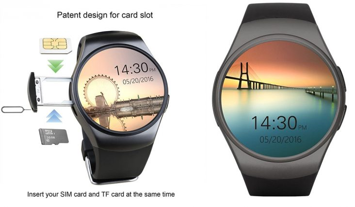 patented smartwatch design