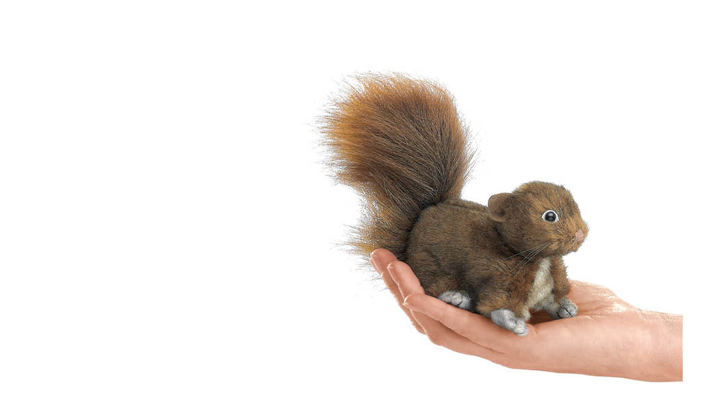 squirrel-puppet