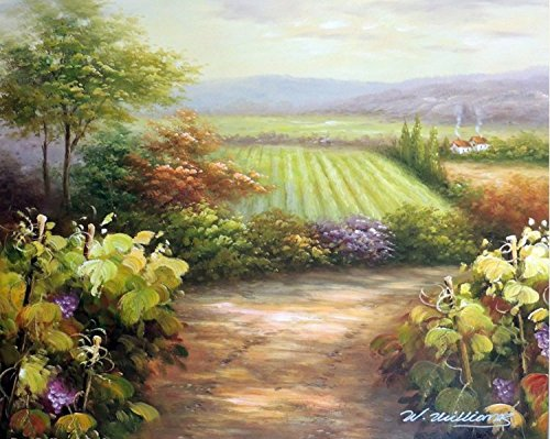 italian-vineyard-painting