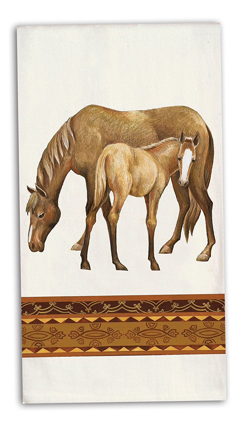 horse-kitchen-towel