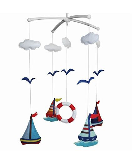 sailboat mobile