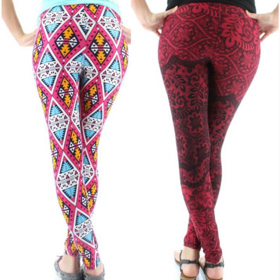 Lushhh Leggings Comfortable and Cute