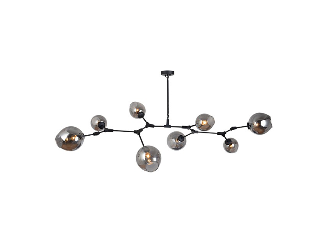 Branching Bubbles Modern Pendant Light