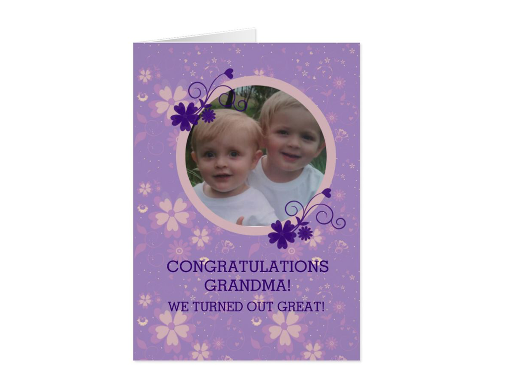 grandma greeting card