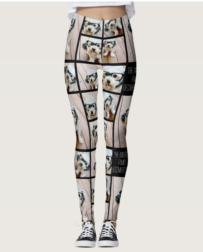 personalized tights