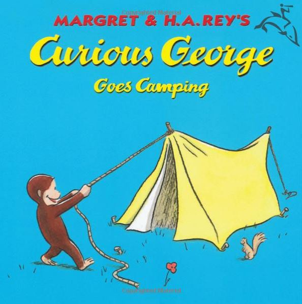 children's book about camping