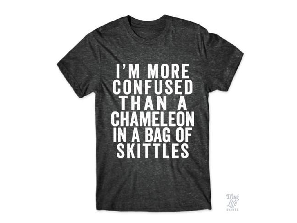 funniest shirts ever confusion