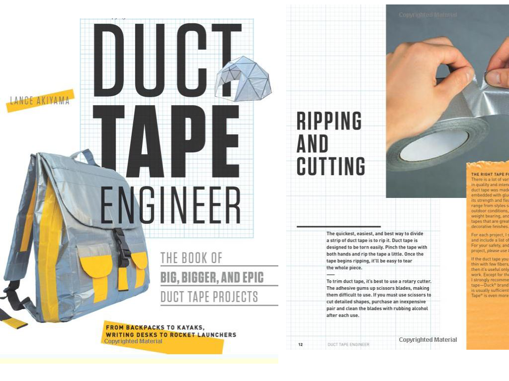 Epic Duct Tape Engineering Projects