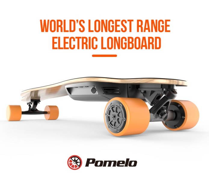 Longest Range Electric Longboard Ever