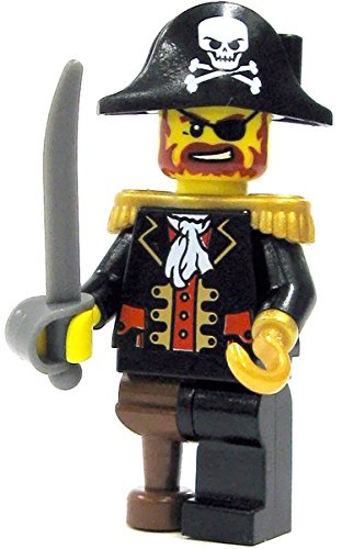 pirate captain Lego