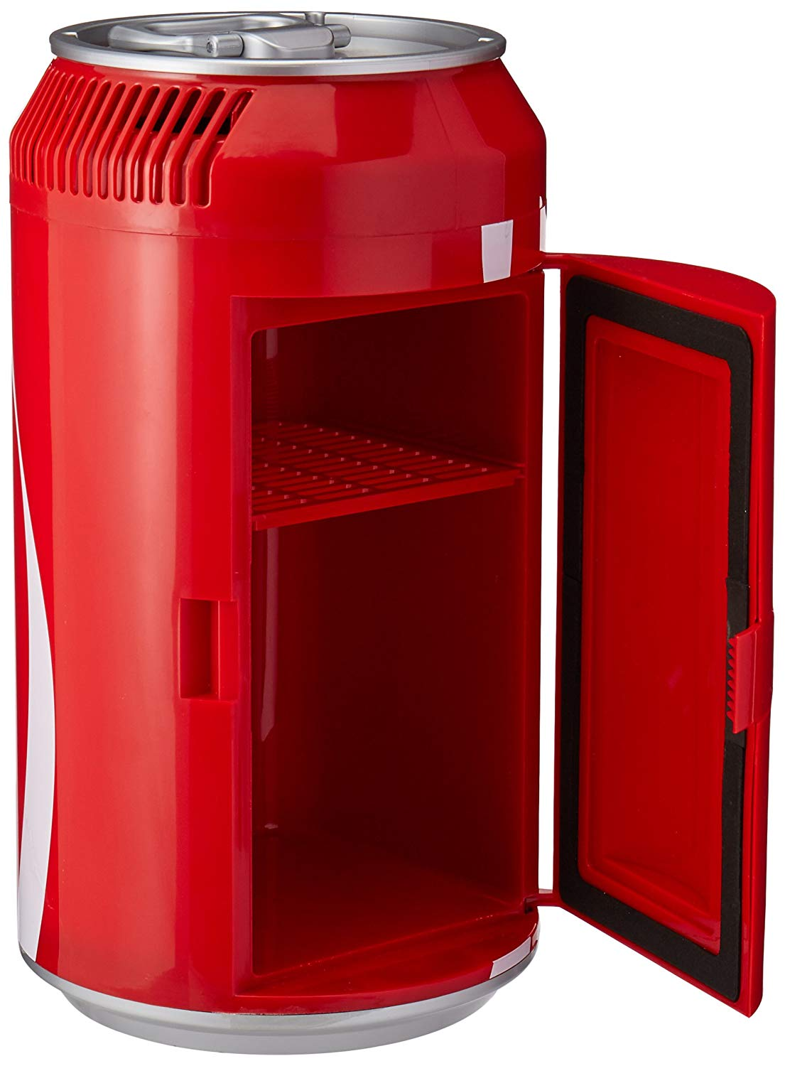 coca cols can fridge