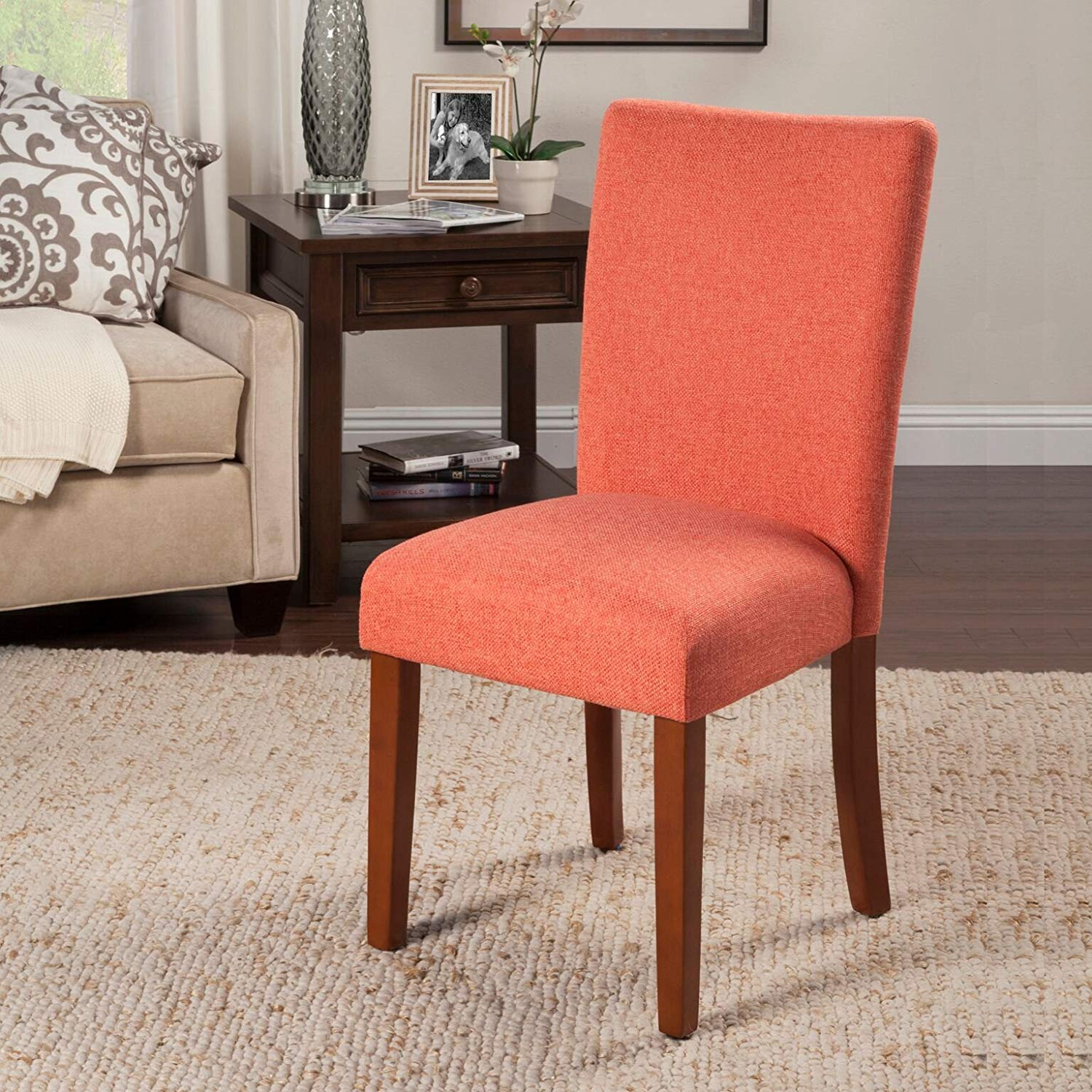 Coral Reef Motic Accent Chair: 8 Coral Home Decor Pieces Perfect For Summer
