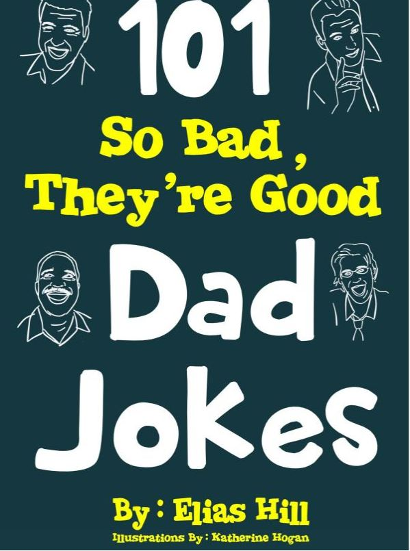 book of dad jokes