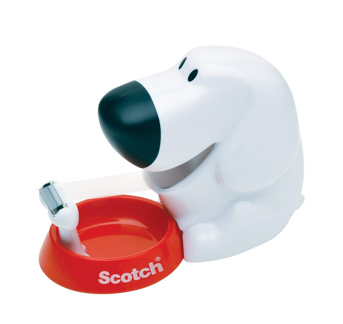 dog tape dispenser