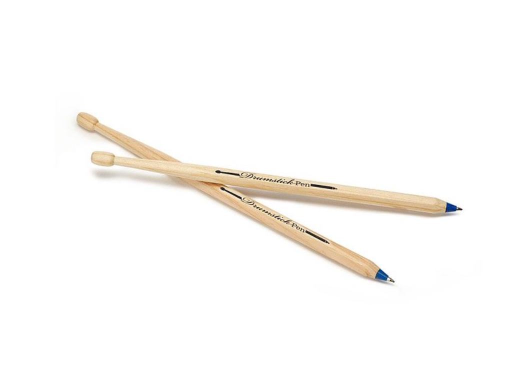 Entertaining Poplar Wood Drumstick Pens