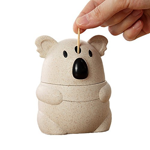 koala toothpick dispenser