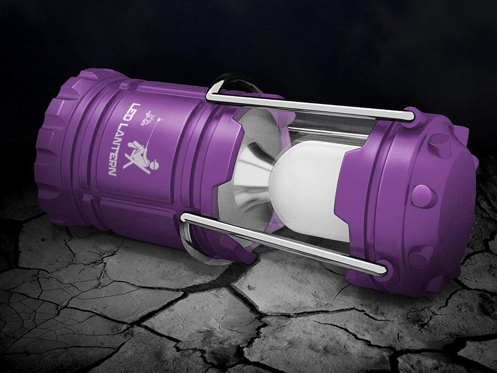 Camping Lantern With Military Grade Durability