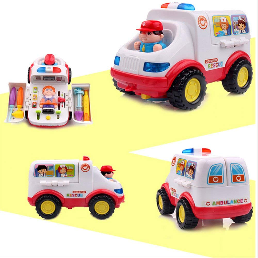 musical ambulance toy