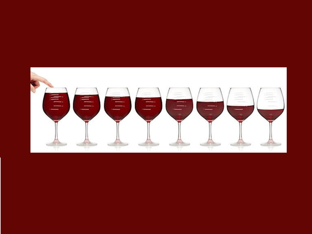 Major Scale Musical Wine Glass Set