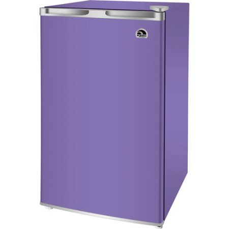 purple fridge