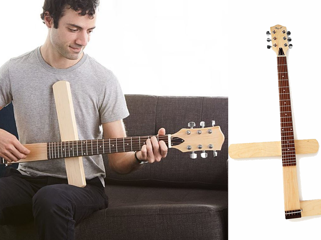 Modern Innovative Folding Travel Guitar