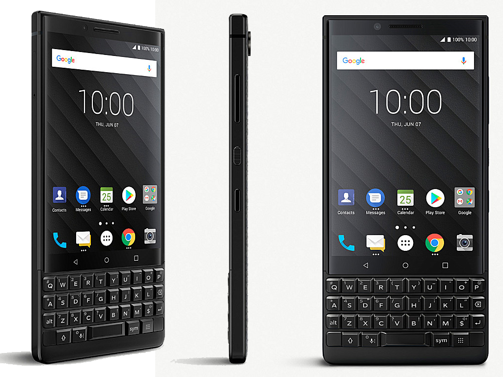 BlackBerry KEY2 With Smart Battery