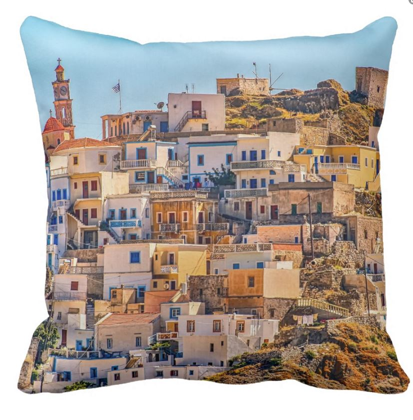 cushion Greece