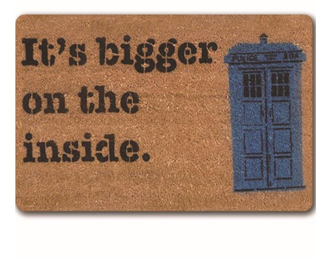 funny dr who mat