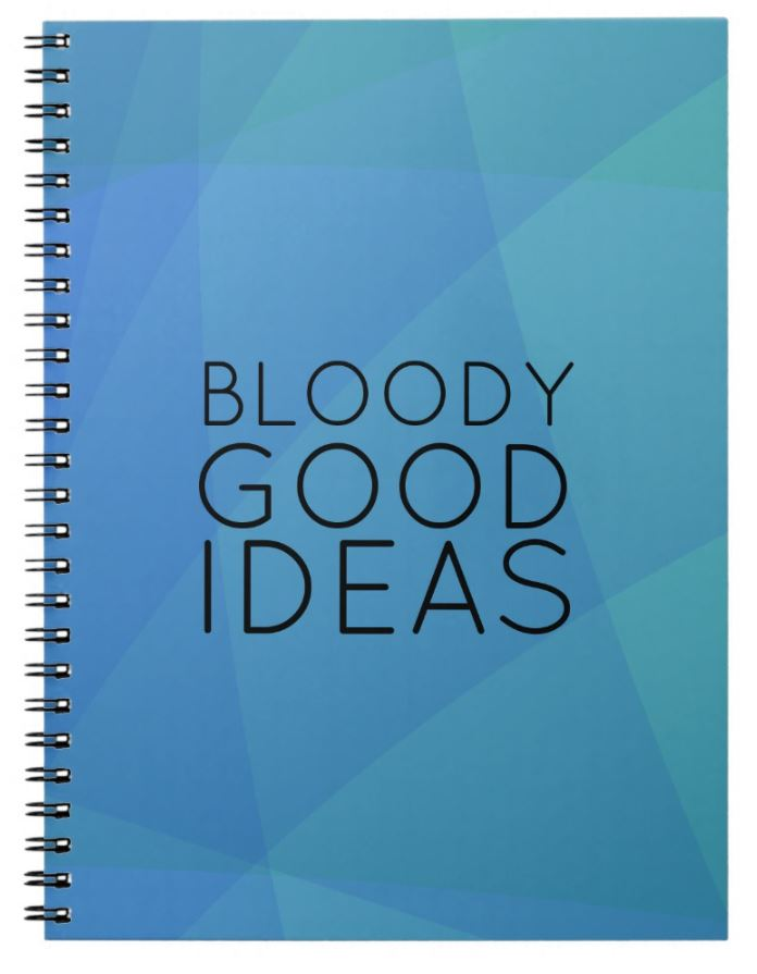good ideas book