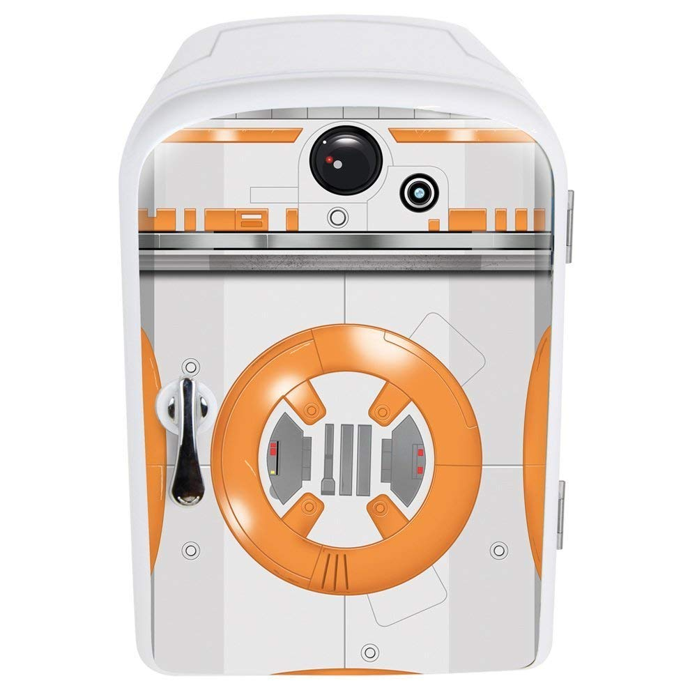 Bright And Fun Star Wars Mini Fridge