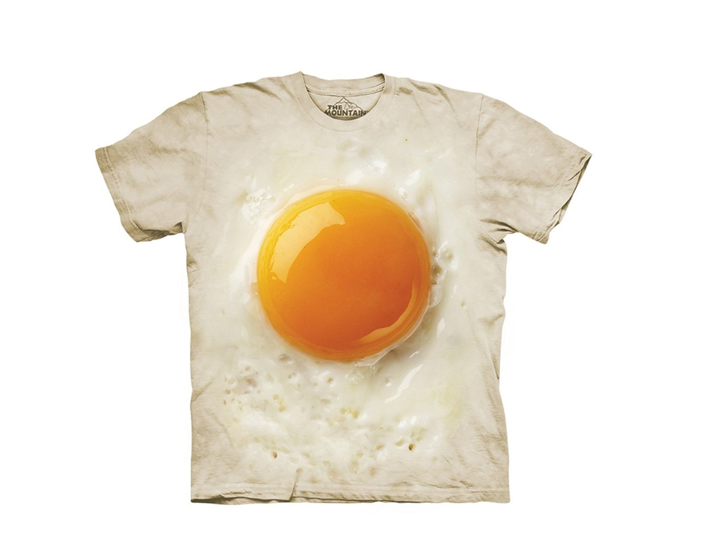Fried Egg T-Shirt For Breakfast Fans