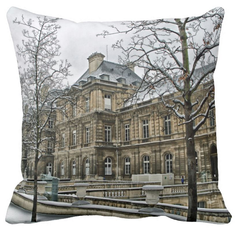 French Palace cushion
