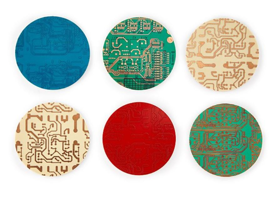 geek drink coasters